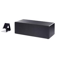 Aktivbox TERRATEC CONCERT BT 1 Bluetooth black pārnēsājamais skaļrunis