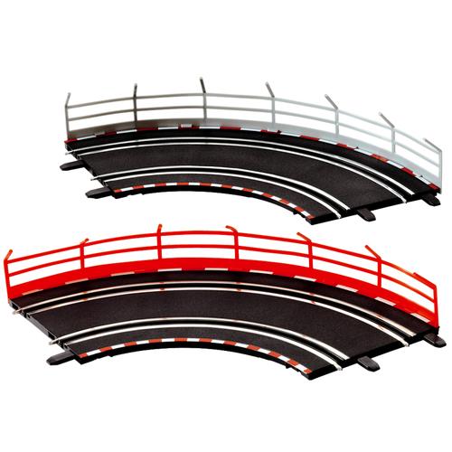 Carrera GO 10x fence for GO and 143 Rotaļu auto un modeļi