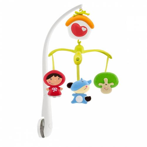 Chicco Little Red Riding Hood Cot Mobile bērnu rotaļlieta