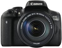 Canon EOS 750D Kit + 18-135 IS STM Spoguļkamera SLR