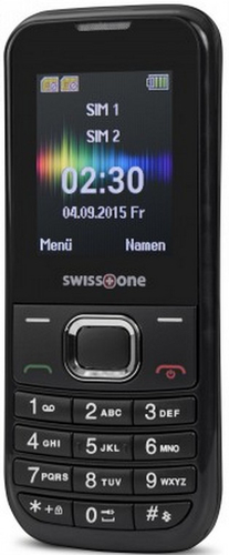 Swisstone SC230 Mobilais Telefons