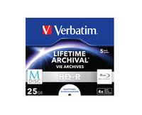 Verbatim 43823 BD-R M-DISC 25GB/1-4x (5 Disc) matricas