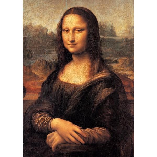 Clementoni 500 el Mona Lisa - (PCL-30363) puzle, puzzle
