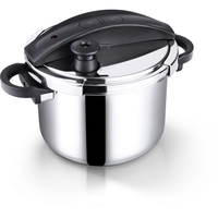Pressure cooker Lamart LTDSD6 | 6 L | 22 cm Tvaika katls