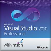 Open-NL Visual Studio Pro MSDN SA programmatūra