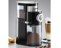 Rommelsbacher EKM 200 Coffee Mill with disc grinder, 250g bean container, 110W, Black Kafijas dzirnaviņas