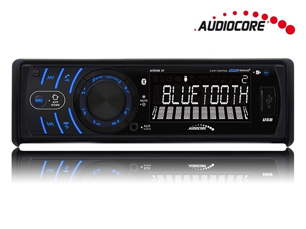 Audiocore AC9800BB Bluetooth automagnetola