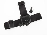 Veho Headband strap mount Muvi HD Black Sporta kameru aksesuāri