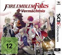 Fire Emblem Fates: Vermachtnis 3DS Spiel spēle