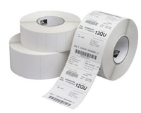 Zebra Label roll, 102x38mm thermal paper, 12 rolls/box 35-880191-038D