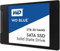 WD 3D NAND SSD SATA III Cased 2TB SSD disks
