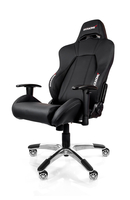 AKRACING Premium V2 Gaming Chair - black datorkrēsls, spēļukrēsls