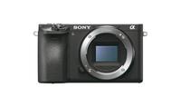 Sony ALPHA a6500 body black (ILCE-6500) Spoguļkamera SLR