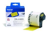 Tape Brother Removable Yellow Paper Tape 62mm x 30.48m biroja tehnikas aksesuāri