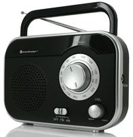Radio Soundmaster TR410SW radio, radiopulksteņi