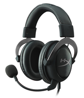 Kingston HyperX Cloud II, Gun Metal 7.1 Gaming austiņas