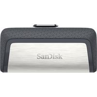 SANDISK ULTRA DUAL DRIVE USB Type-C 128GB 150MB/s USB Flash atmiņa