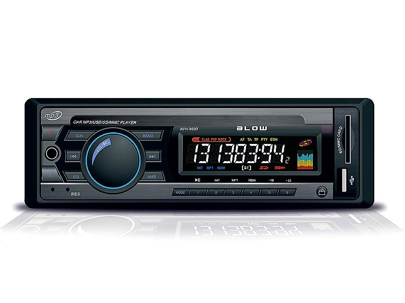 Radio BLOW AVH-8603 MP3/USB/SD/MMC automagnetola