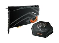Asus 90YB00H0-M1UA00 STRIX RAID DLX 7.1 PCIE GAMING SOUND CARD skaņas karte