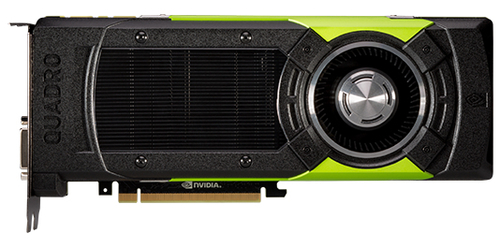 PNY NVIDIA Quadro M6000, 24GB GDDR5 (384 Bit), DVI, 4xDP, PCI-E 3.0 video karte