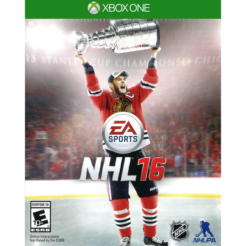 Microsoft Xbox One NHL 16