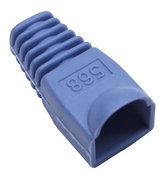 Intellinet Cable Boot for RJ45 plugs, 10 pcs, blue