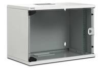 DIGITUS  SoHo Wall Mounting Cabinet 9U Compact Series - 520 x 400 mm Serveru aksesuāri