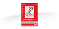CANON GP-501 photo paper glossy A4 100Bl foto papīrs