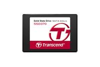 Transcend SSD SSD370 32GB SATA3 2,5'' 7mm Read:Write (230/40MB/s) Aluminum case SSD disks