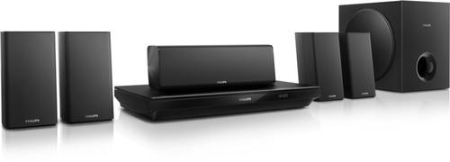 Philips 5.1 Home theater HTB3520G mājas kinozāle
