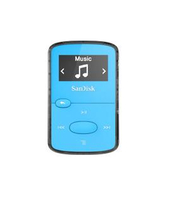 Sandisk CLip Jam MP3 Player 8GB, microSDHC, Radio FM, Blue MP3 atskaņotājs