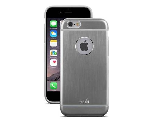 iGlaze Armour 6 snap-on case for iPhone 6 (Gunmetal Gray) Mobilais Telefons