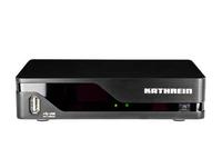 Kathrein DVB-T2 UFT930sw (H.265),Irdeto-enb. resīveris