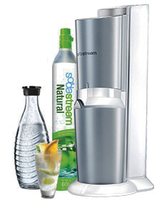 Sodastream Crystal Premium white