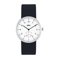 Braun BN 0024 WHBKG Classic Watch Rokas pulksteņi
