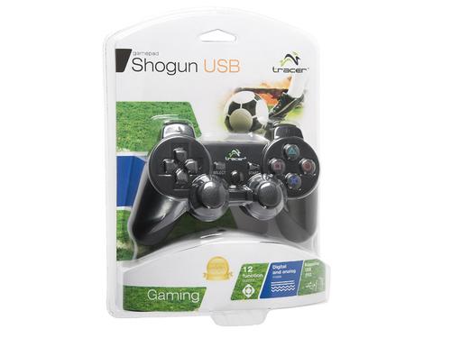 Gamepad TRACER Shogun TRJ-208 USB spēļu aksesuārs