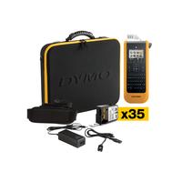 300 SUITCASE QWERTZ DE/AT/CH strap/case/ac/usb cable/batter  LabelWriter uzlīmju printeris