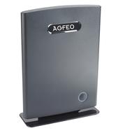 DECT IP-Basis AGFEO schnurlose VoIP Telefone black telefons