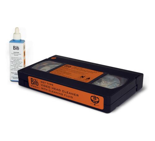 B-Tech VHS Headcleaner (Wet Type) tīrīšanas līdzeklis