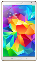 Samsung Galaxy Tab S 8.4 White Planšetdators