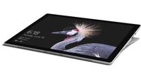 Microsoft Surface Pro 128GB black, Silber Tablet (FJS-00003) Planšetdators