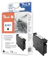 PEACH PI200-231  R Epson T1811 black kārtridžs