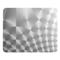 Golden laser mousepad   , Aluminium design peles paliknis