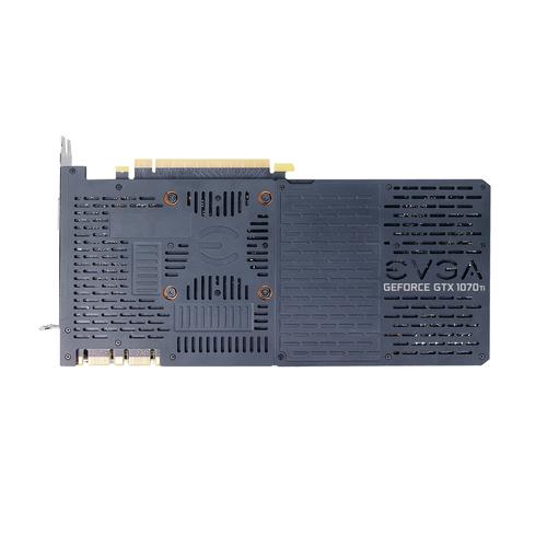 EVGA GeForce GTX 1070 Ti FTW2 8GB video karte