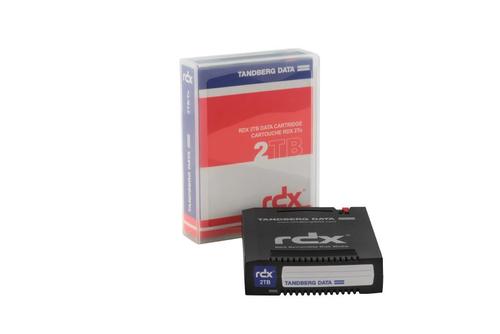 Tandberg RDX Internes Laufwerk, black, USB 3.0 without Sof