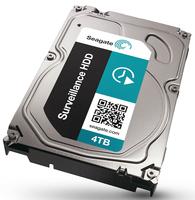 Seagate Surveillance HDD 3.5'' 6TB SATA3 7200RPM 128MB cietais disks
