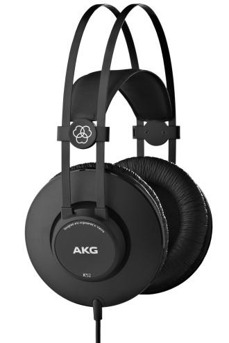 AKG K52 professional austiņas
