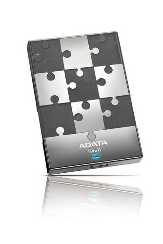 """A-DATA 1TB USB3.0 Portable Hard Drive HV611 (2.5"""") Ārējais cietais disks"""