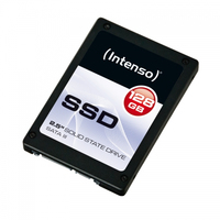 Intenso Top 128GB SATA3 MLC, 520/300MBs, Shock resistant, Low power SSD disks