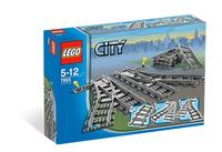 LEGO Sliežu pārmijas V29 7895 LEGO konstruktors